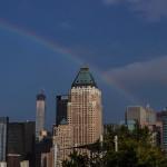Rainbow over Hell's Kitchen
