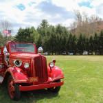 Vintage Lexington, NY Firetruck